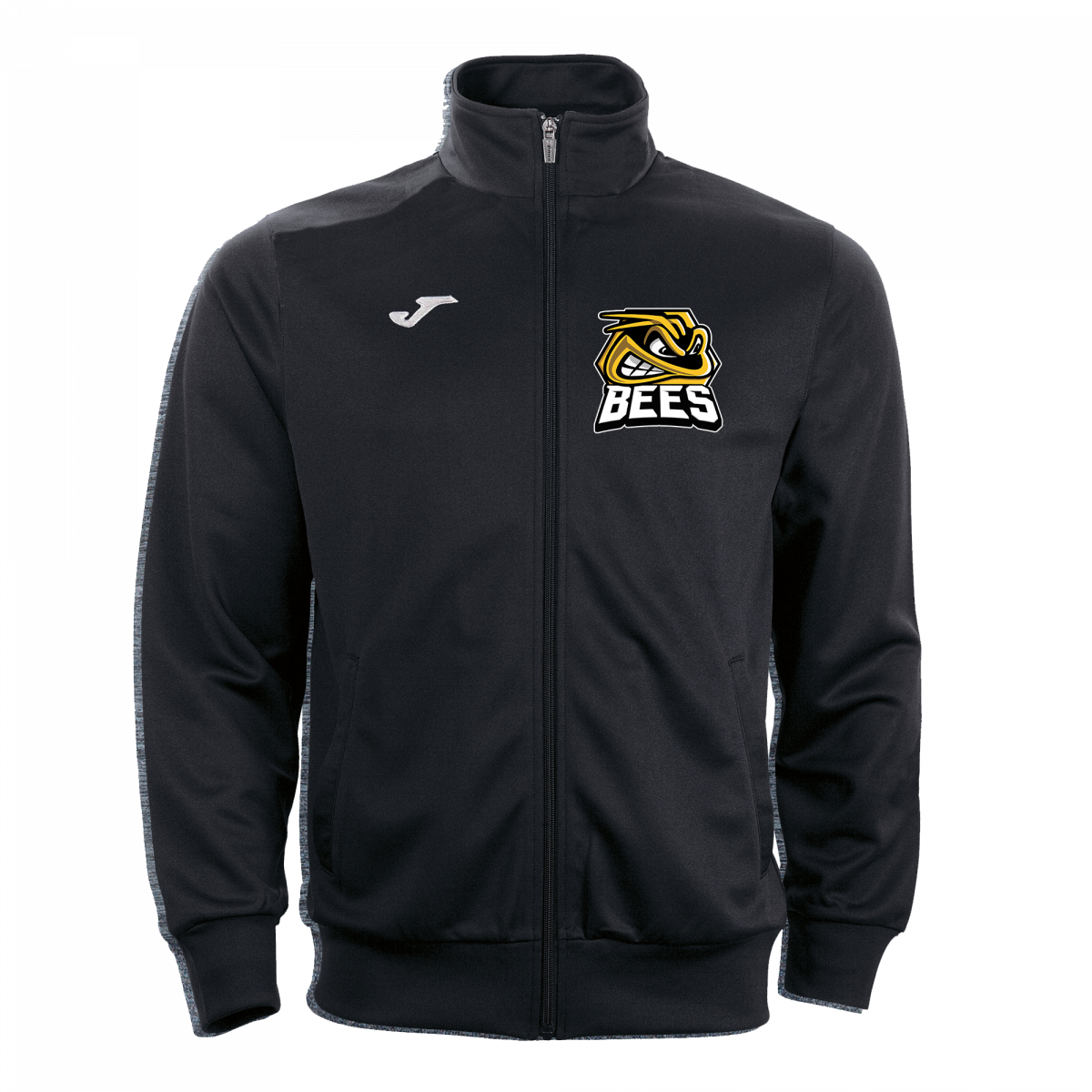 BEES TRACK TOP BLACK